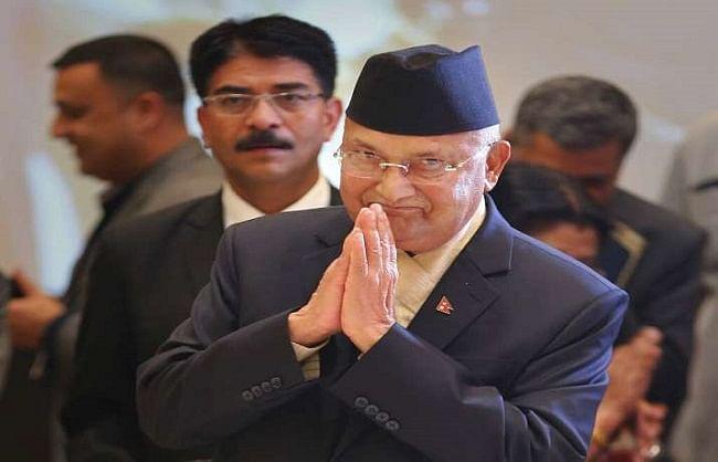 नेपाल में भंग प्रतिनिधि सभा की बैठक में नहीं पहुंचे प्रधानमंत्री ओली