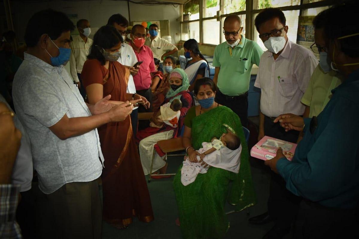 पांच वर्ष से कम उम्र के बच्चों के लिए नया टीकाकरण कार्यक्रम शुरू
