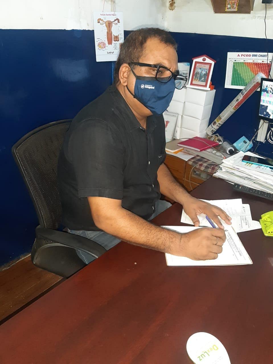 चिकित्सकों को सुरक्षा दे सरकार, हॉस्पिटल को घोषित करें सुरक्षित जोन : आइएमए