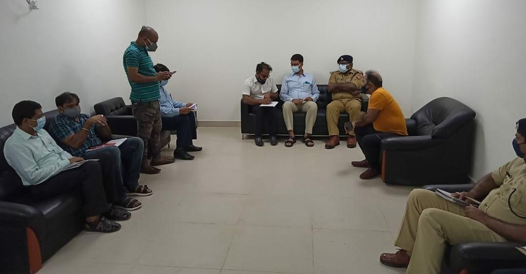 कुशीनगर एयरपोर्ट से बर्षा जल निकासी को कमेटी गठित