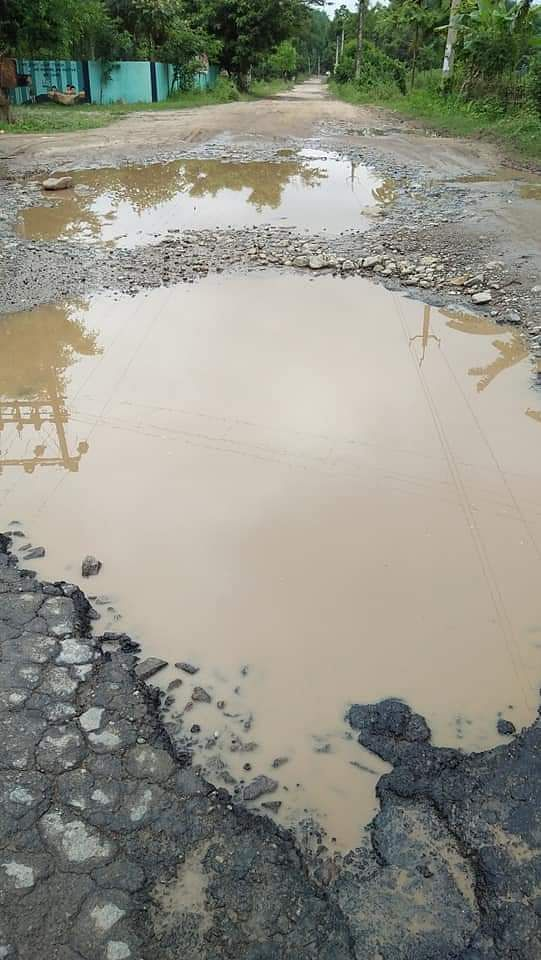 the-condition-of-the-road-leading-to-pobitra-is-dilapidated-people-upset