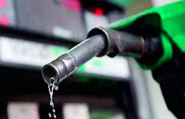 Petrol-Diesel Price Update - पेट्रोल व डीजल के दाम में इजाफा, जानें क्या है कीमत