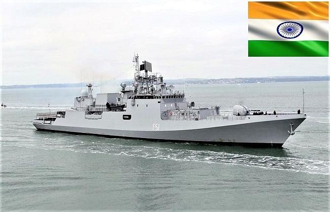 अदन की खाड़ी में समुद्री डकैती रोकने को एकजुट हुईं चार देशों की नौसेनाएं