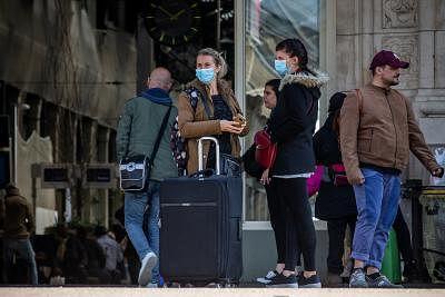 यात्रा प्रमाणपत्रों की मान्यता पर यूरोपीय यूनियन  की दूसरे देशों के साथ बातचीत
