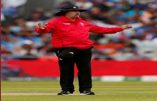 आईसीसी ने की डब्ल्यूटीसी फाइनल के लिए मैच अधिकारियों की घोषणा