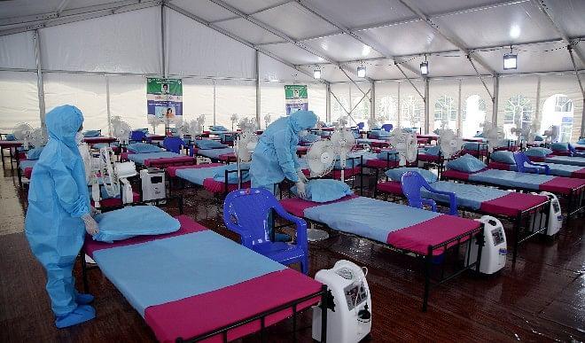 पश्चिम बंगाल में कोरोना वायरस के 5,274 नए मामले, 87 और मरीजों की मौत