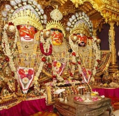 सरसपुर मंदिर के पुजारी ने रथ यात्रा नहीं निकालने पर दी आंदोलन की धमकी