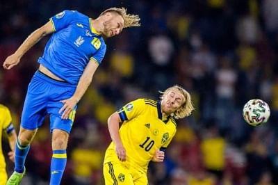 यूरो 2020 : यूक्रेन ने स्वीडन को हराकर क्वार्टर फाइनल में बनाई जगह