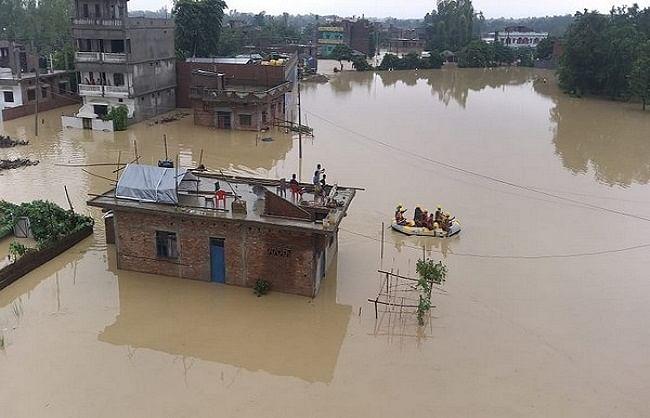 नेपाल में बाढ़ से तबाही, 20 लापता लोगों में 03 भारतीय भी शामिल