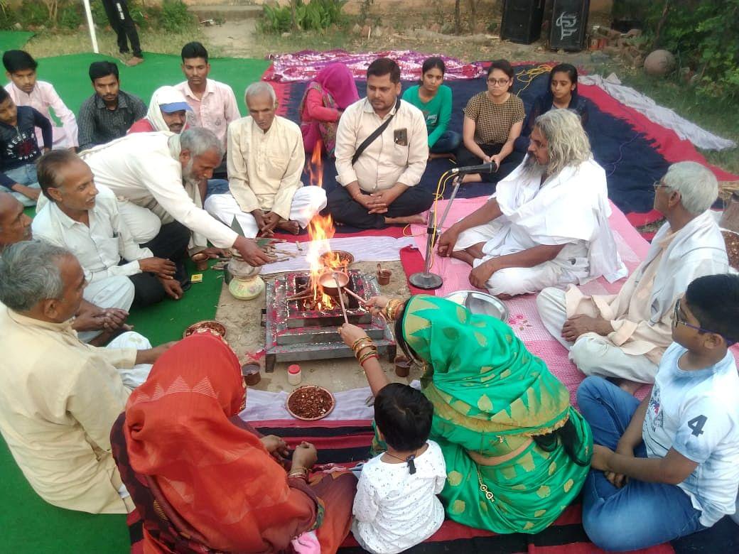 सत्यार्थ प्रकाश पढ़कर आजादी के दीवाने हुए थे पंडित राम प्रसाद बिस्मिल