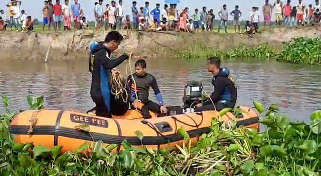 नदी में नहाने के लिए निकले युवक की डूबने से हुई मौत