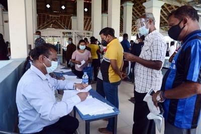 श्रीलंका में कोरोनावायरस के मामले 2,300 से ज्यादा