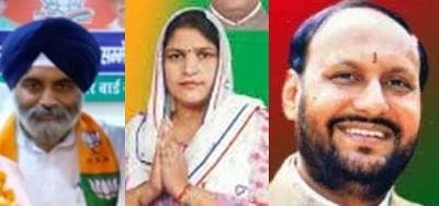 MCD Election: BJP ने दिल्ली में मौजूदा तीनों मेयरों को हटाया