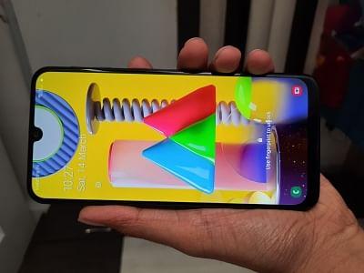 सैमसंग गैलेक्सी एम 32 स्मार्टफोन भारत में इस महीने होगा लॉन्च