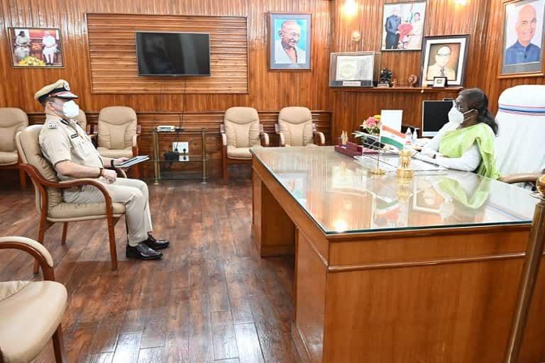 राज्यपाल ने रूपा तिर्की मौत मामले में डीजीपी को किया तलब
