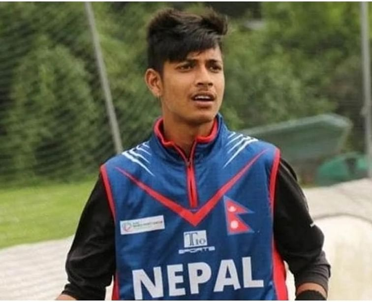द हंड्रेड के शुरूआती सत्र में खेलने को लेकर आशान्वित नेपाल के क्रिकेटर संदीप लामिछाने