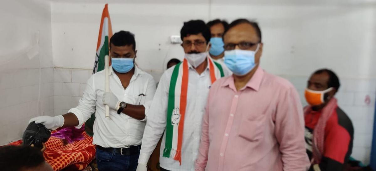 मुसीबतों के इस दौर में राहुल गांधी एक उम्मीद हैं: रामकृष्णा चैधरी