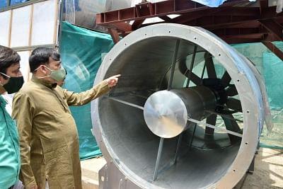 दिल्ली : 20 करोड़ रुपए की लागत से अमेरिकी तकनीक वाला स्मॉग टॉवर होगा स्थापित