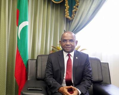 मालदीव के विदेश मंत्री अब्दुल्ला शाहिद बने संयुक्त राष्ट्र महासभा के अध्यक्ष