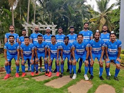 हॉकी इंडिया ने टोक्यो ओलंपिक के लिए 16 सदस्यीय पुरुष टीम घोषित की (लीड-1)