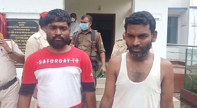 डॉक्टर पर हमला के आरोप में दो व्यक्ति गिरफ्तार