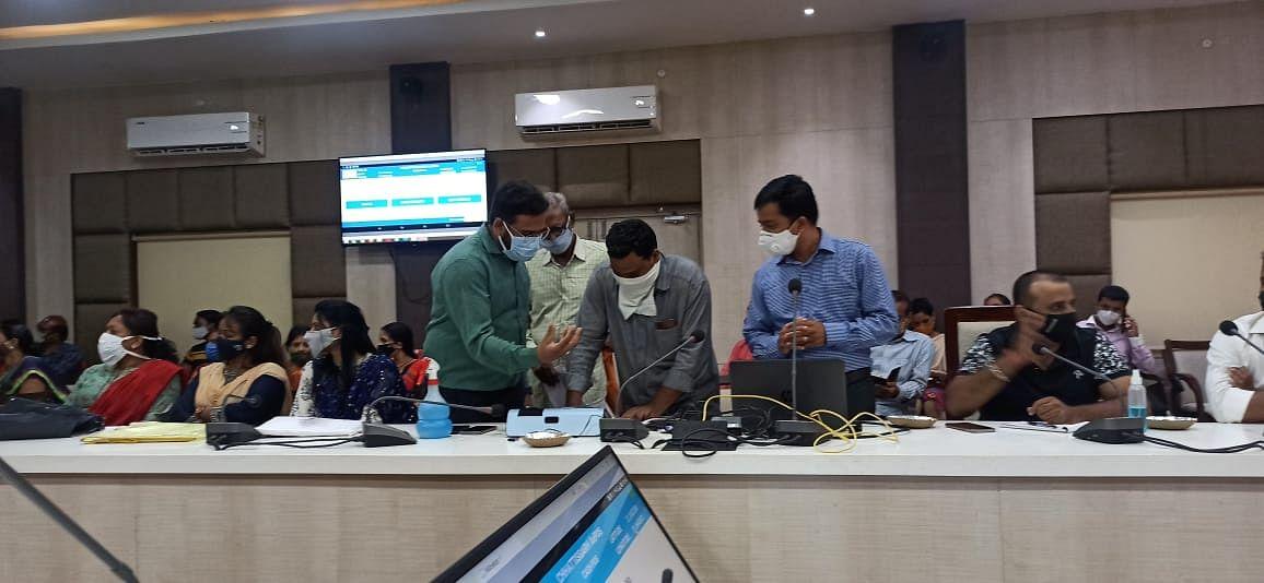 रायपुर : वन नेशन- वन राशन कार्ड के संचालन प्रक्रिया संबंधी कार्यशाला