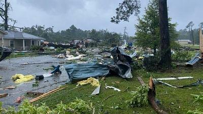 अलबामा में चक्रवाती तूफान से 14 लोगों की मौत