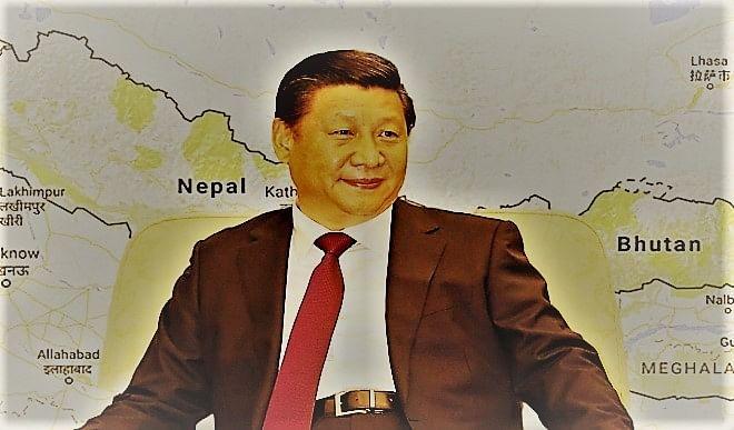 कोरोना काल में ड्रैगन का 'एयरफोर्स प्लान', वाया नेपाल भारत के लिए बिछा रहा है जाल