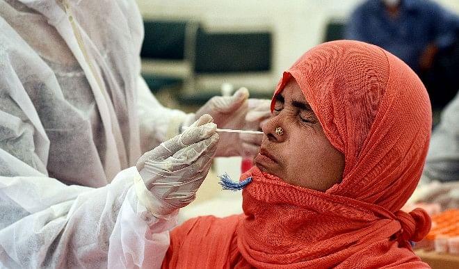 मिजोरम में कोविड-19 के 203 नए मामले, 52 बच्चे भी संक्रमित