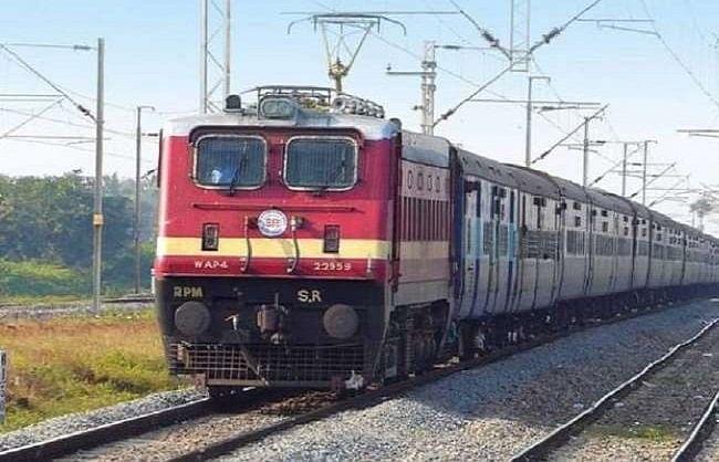 लखनऊ-बरौनी और ऐशबाग-गोरखपुर स्पेशल ट्रेन का संचालन 13 जून से