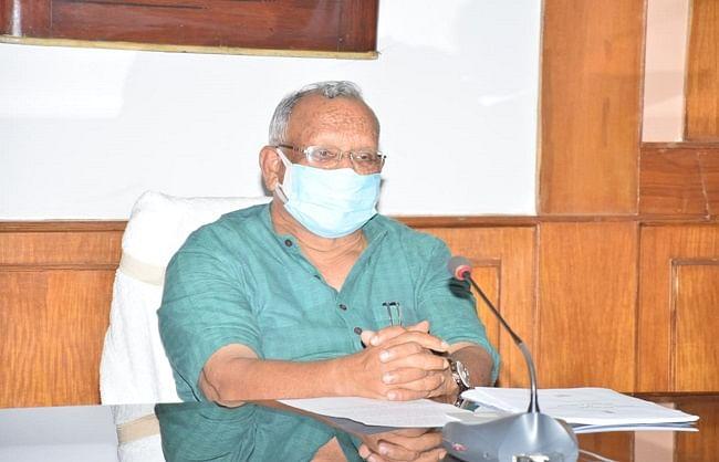 बिहार के उपमुख्यमंत्री ग्रुप ऑफ मिनिस्टर्स के सदस्य नामित