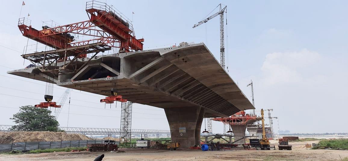 2022 में गंगा नदी पर तैयार हो जाएगा बिहार का पहला हाइब्रिड एन्युइटी मॉडल पुल