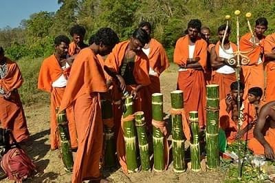 डॉक्टर ने केरल के आदिवासियों को कोविड वैक्स लेने की खातिर लुभाने के लिए नृत्य किया