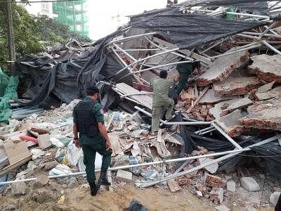 बिहार: मस्जिद के समीप मदरसा भवन में विस्फोट, भवन क्षतिग्रसत