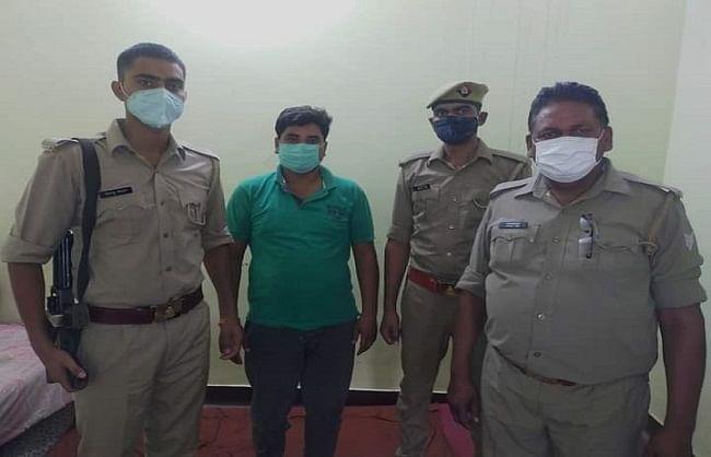 शाहजहांपुर : सूदखोरों की प्रताड़ना से आहत होकर दवा कारोबारी ने परिवार संग की थी खुदकुशी, आरोपित गिरफ्तार