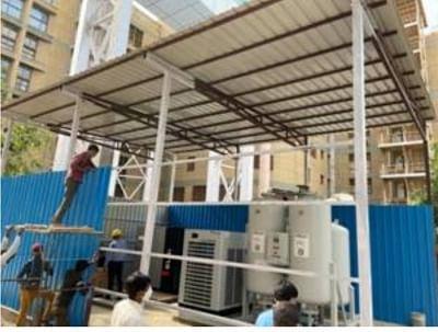 दिल्ली सरकार 57 ऑक्सीजन प्लांट लगाएगी