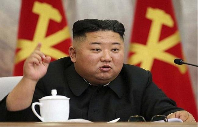 उत्तर कोरिया में बढ़ाया जाएगा लॉकडाउन, किम ने जताई खाद्य संकट की आशंका
