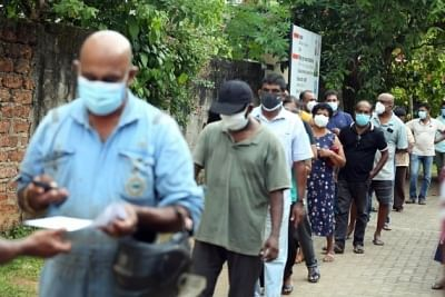 श्रीलंका में अत्यधिक संक्रामक कोविड वेरिएंट का पता चला