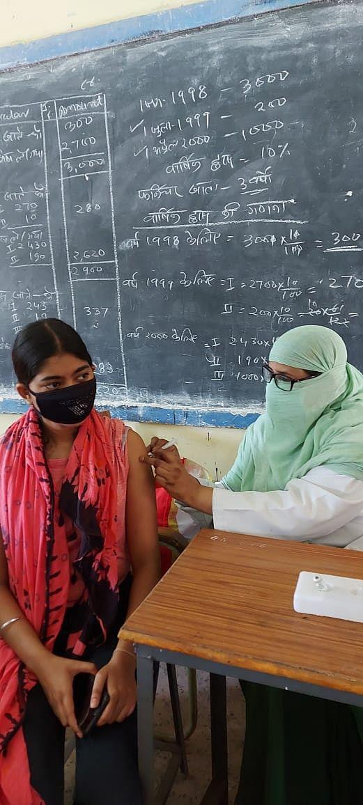 दुर्ग:कोरोना  टीकाकरण - दो दिन में 8 हजार से ज्यादा युवाओं ने कराया वैक्सीनेशन,