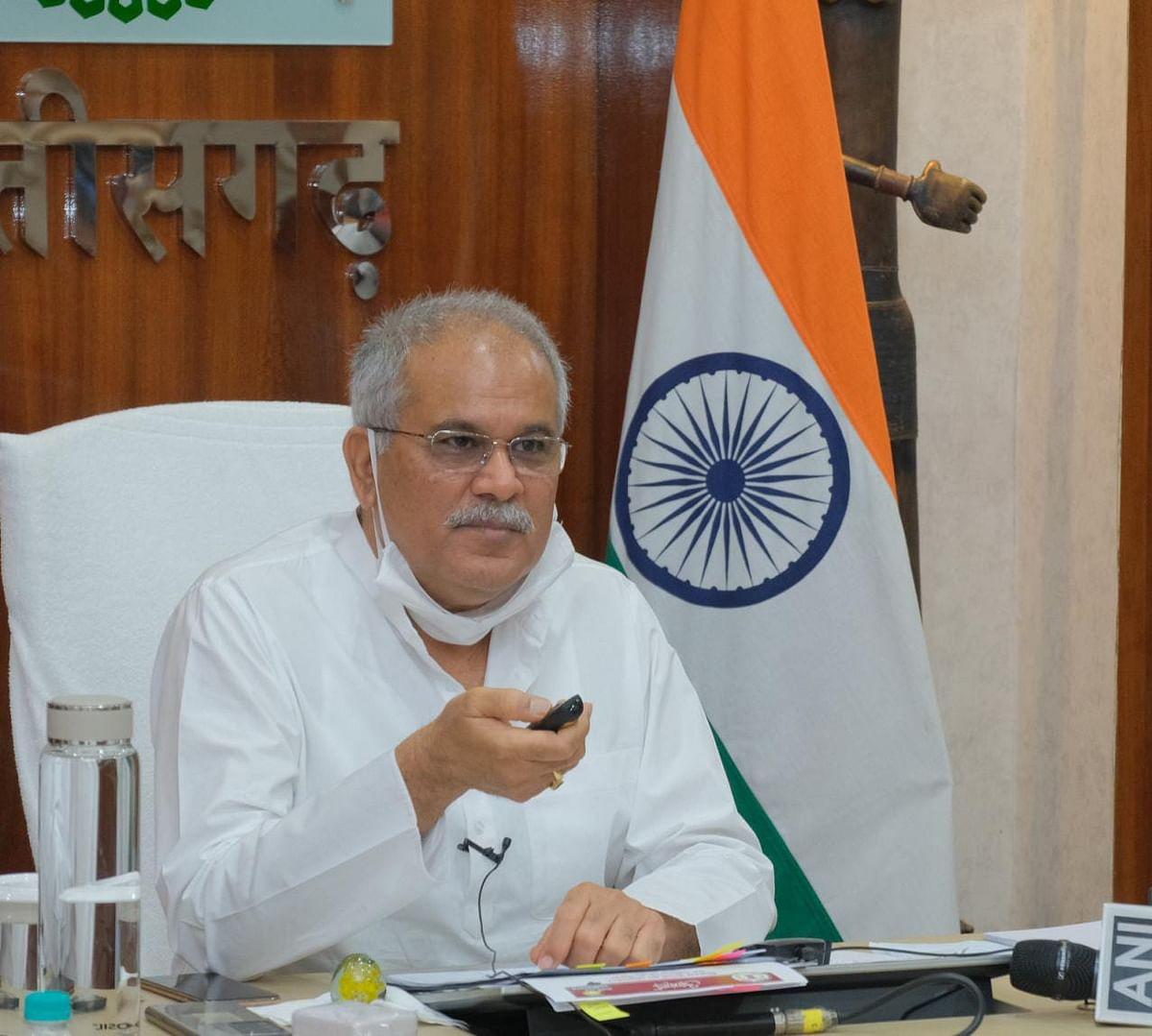 रायपुर: मुख्यमंत्री ने दिया दुर्ग और बालोद जिले को  244 कार्यों की सौगात