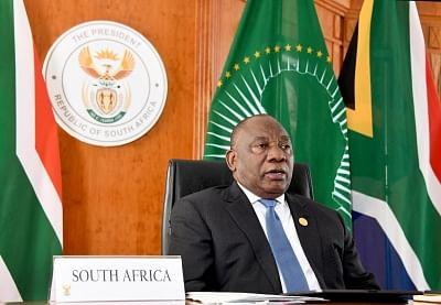 ब्रिटेन में जी7 बैठक में भाग लेंगे अफ्रीका के राष्ट्रपति