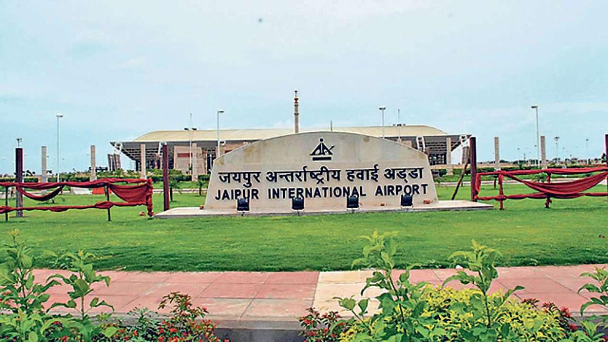 जयपुर एयरपोर्ट पर विमानों को परिन्दों से बचाने के लिए नवाचार