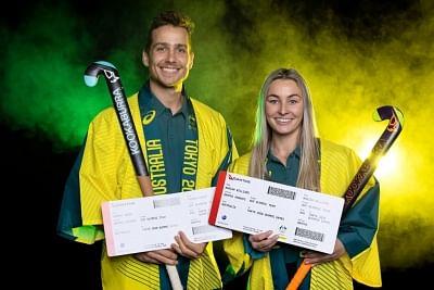 ऑस्ट्रेलिया ने ओलंपिक के लिए डाइविंग और हॉकी टीमों की घोषणा की