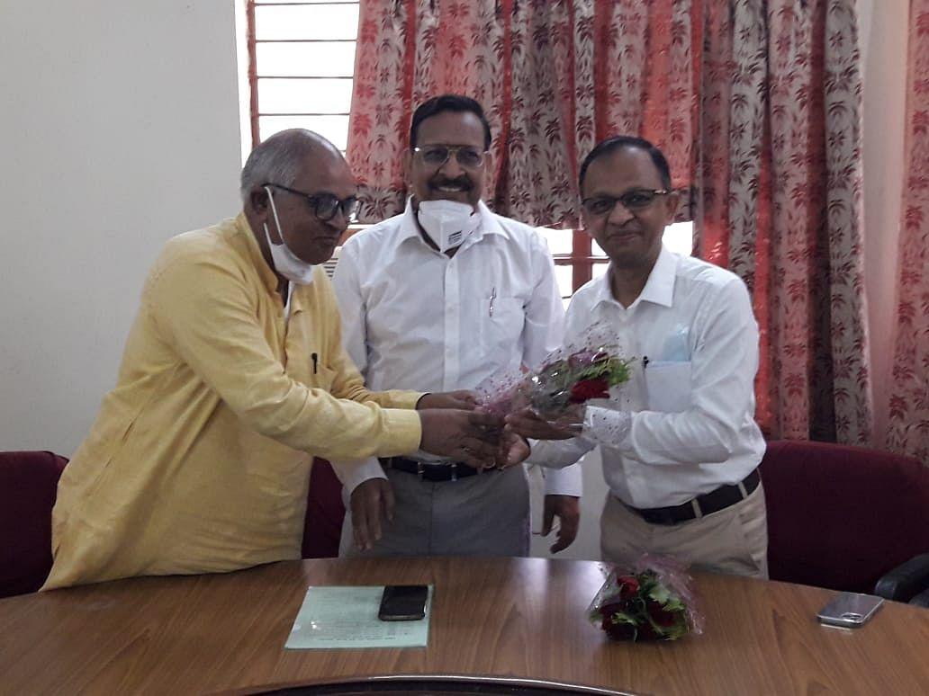 गोरखपुर : अतुल सर्राफ बने गोरक्ष प्रांत के सेवा भारती का अध्यक्ष