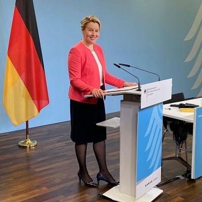 साहित्यिक चोरी के आरोप के बाद पूर्व जर्मन मंत्री की पीएचडी डिग्री रद्द