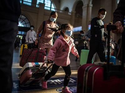 चीन में कोरोना के नए 9 मामले सामने आए