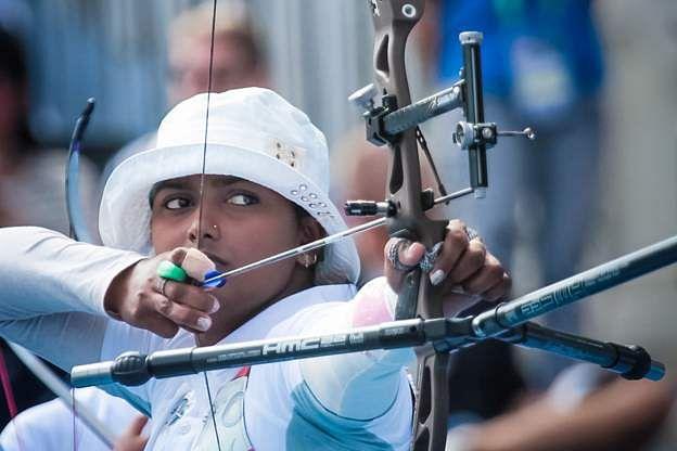 दीपिका कुमारी ने देश को दिलाए तीन स्वर्ण पदक