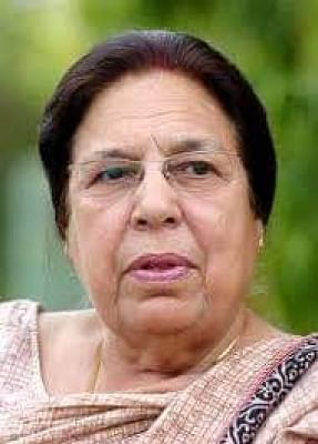 भारतीय महिला हॉकी महासंघ की प्रशासक अमृत बोस का निधन
