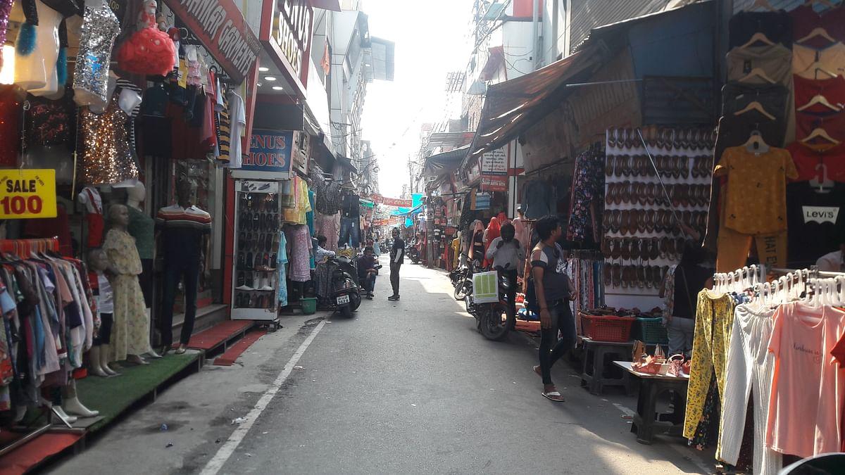 अनलॉक हुआ गाजियाबाद, डेढ़ महीने बाद खुले बाजार रहे सूने