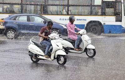 मानसून के सक्रिय रहने से कर्नाटक में भारी बारिश